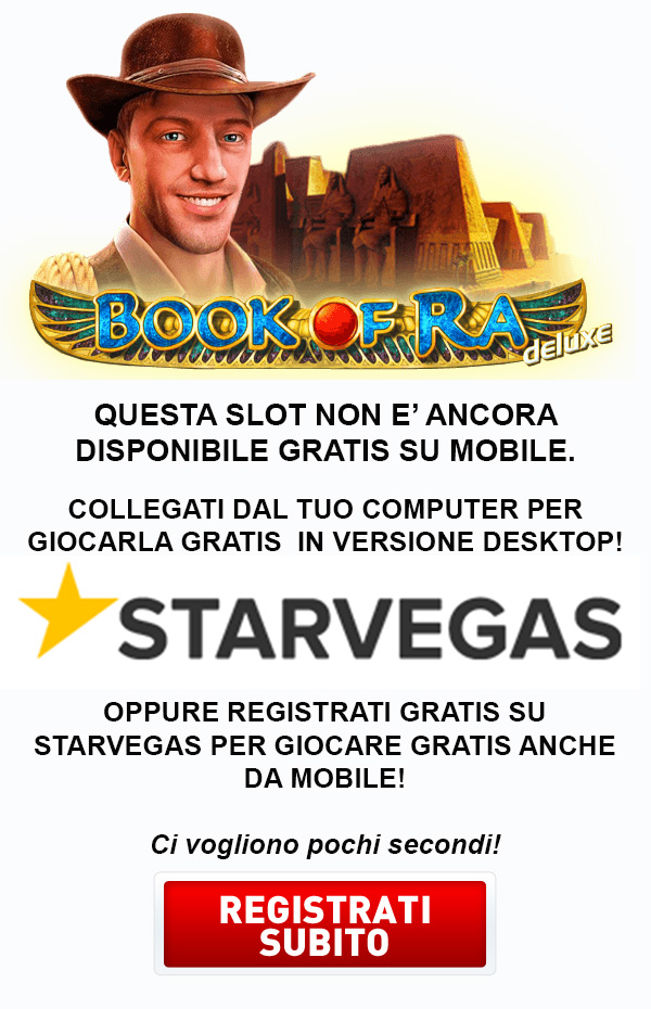 gioco book of ra demo