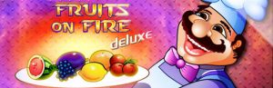 Slot Fruit On Fire Deluxe