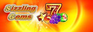 Slot Sizzling Gems Gratis
